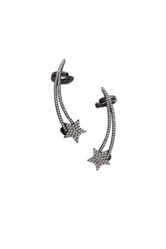 Shoptiques Product: Shooting-Star Cuff Earring