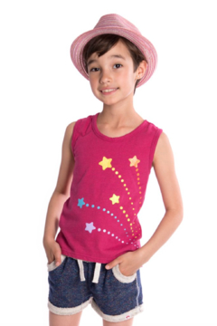 Appaman Shooting Star Ios Tank Top - Alternate List Image