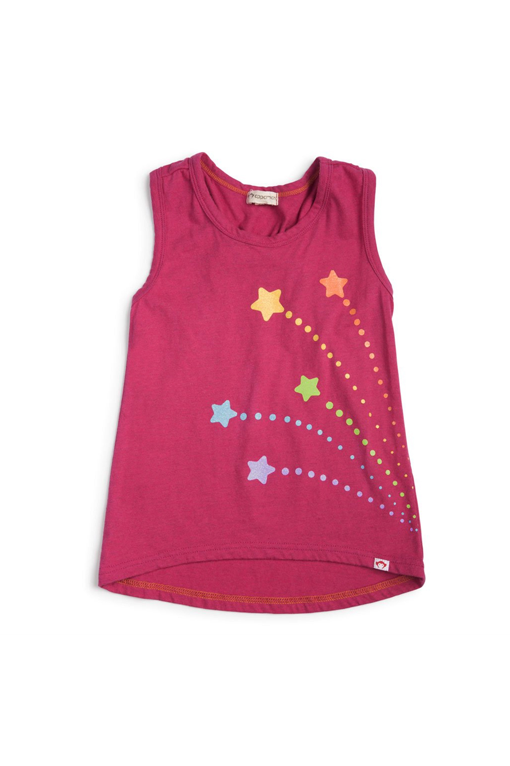 Appaman Shooting Star Ios Tank Top - Front Cropped Image