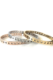 Artizan Shooting Stars Bangle - Product Mini Image