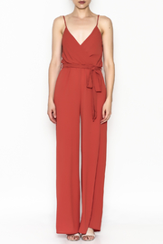 shop 17 Sleeveless Jumpsuit - Front full body