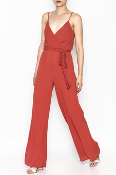 Shoptiques Product: Sleeveless Jumpsuit