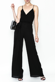 shop 17 Spaghetti Strap Jumpsuit - Front cropped