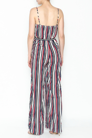 shop 17 Stripe Jumper - Back cropped