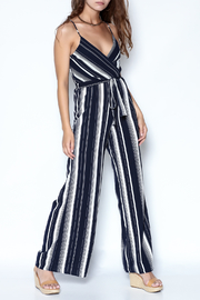 shop 17 Stripe Jumpsuit - Product Mini Image