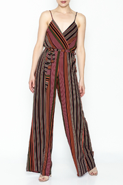 shop 17 Stripe Jumpsuit - Front cropped