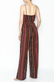 shop 17 Stripe Jumpsuit - Back cropped
