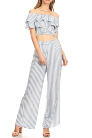 shop 17 Stripe Ots Set - Front cropped