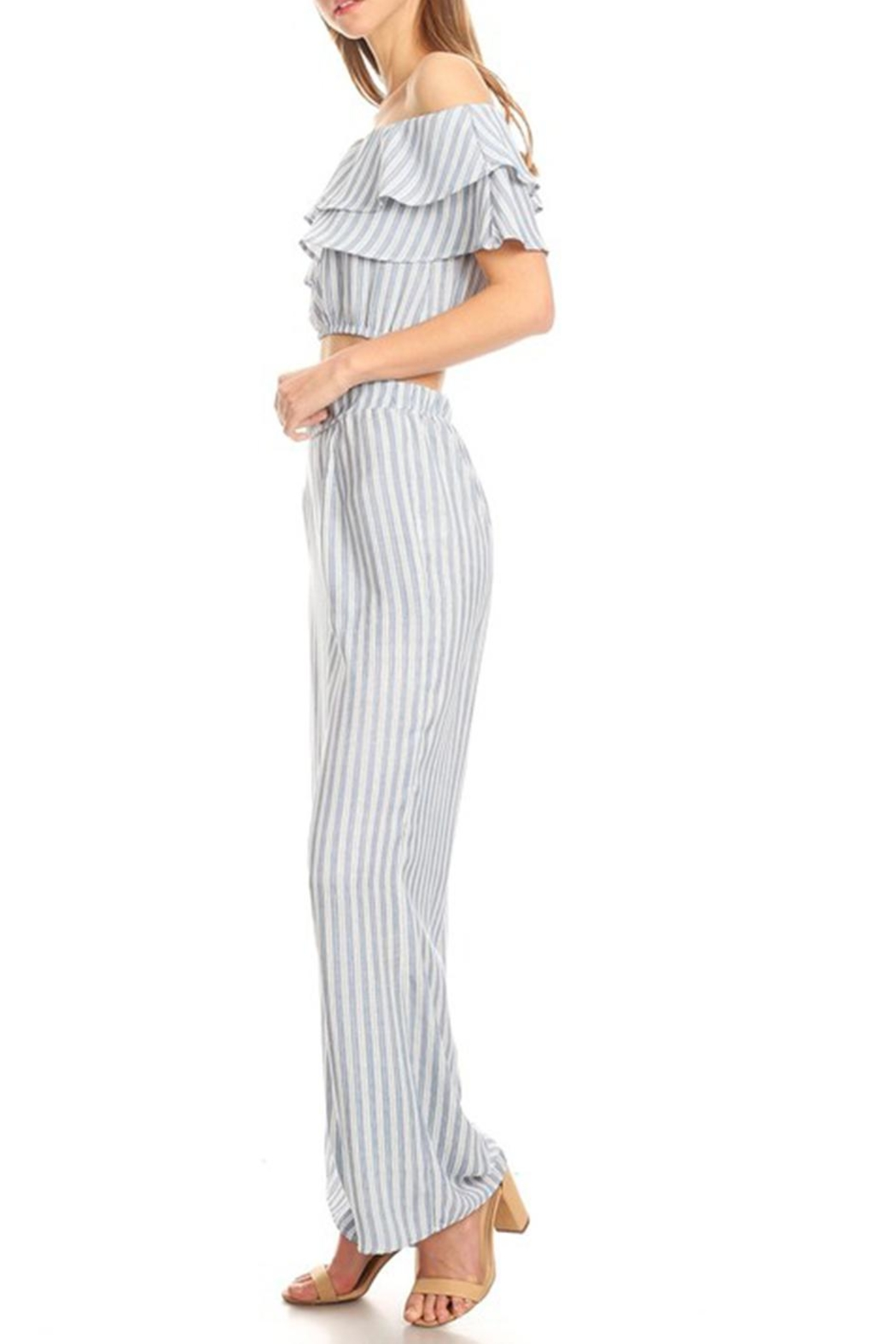 shop 17 Stripe Ots Set - Side Cropped Image