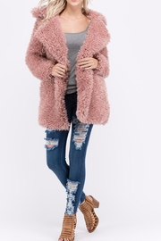 shop 17 Vegan Fur Jacket - Product Mini Image