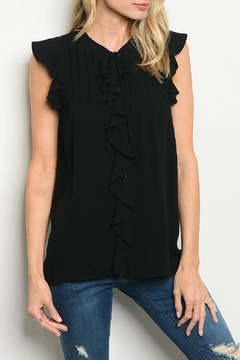 Shoptiques Product: Black Top