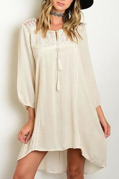 Shop The Trends  Breathe Free Babe Dress - Product List Image