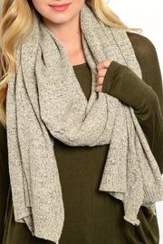 Shop The Trends  Long Scarf - Product Mini Image