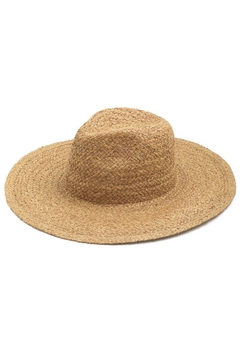 ShopGoldies Ariana Straw Hat - Alternate List Image