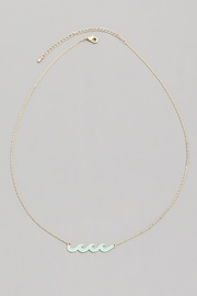 ShopGoldies Beach Days Necklace - Product Mini Image