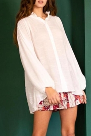 ShopGoldies Boho Poet Blouse - Front cropped