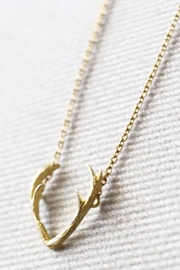 ShopGoldies Cabin Fever Necklace - Front cropped