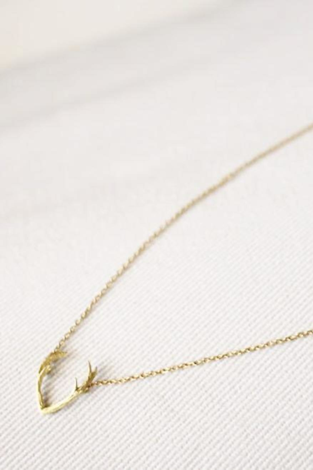 ShopGoldies Cabin Fever Necklace - Front Full Image
