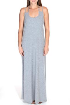 ShopGoldies Cage-Back Jersey Maxi Dress - Product List Image