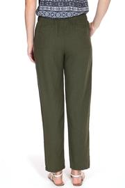 ShopGoldies Classic Linen Pant - Side cropped