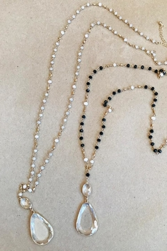 Shoptiques Product: Crystal Vision Necklace