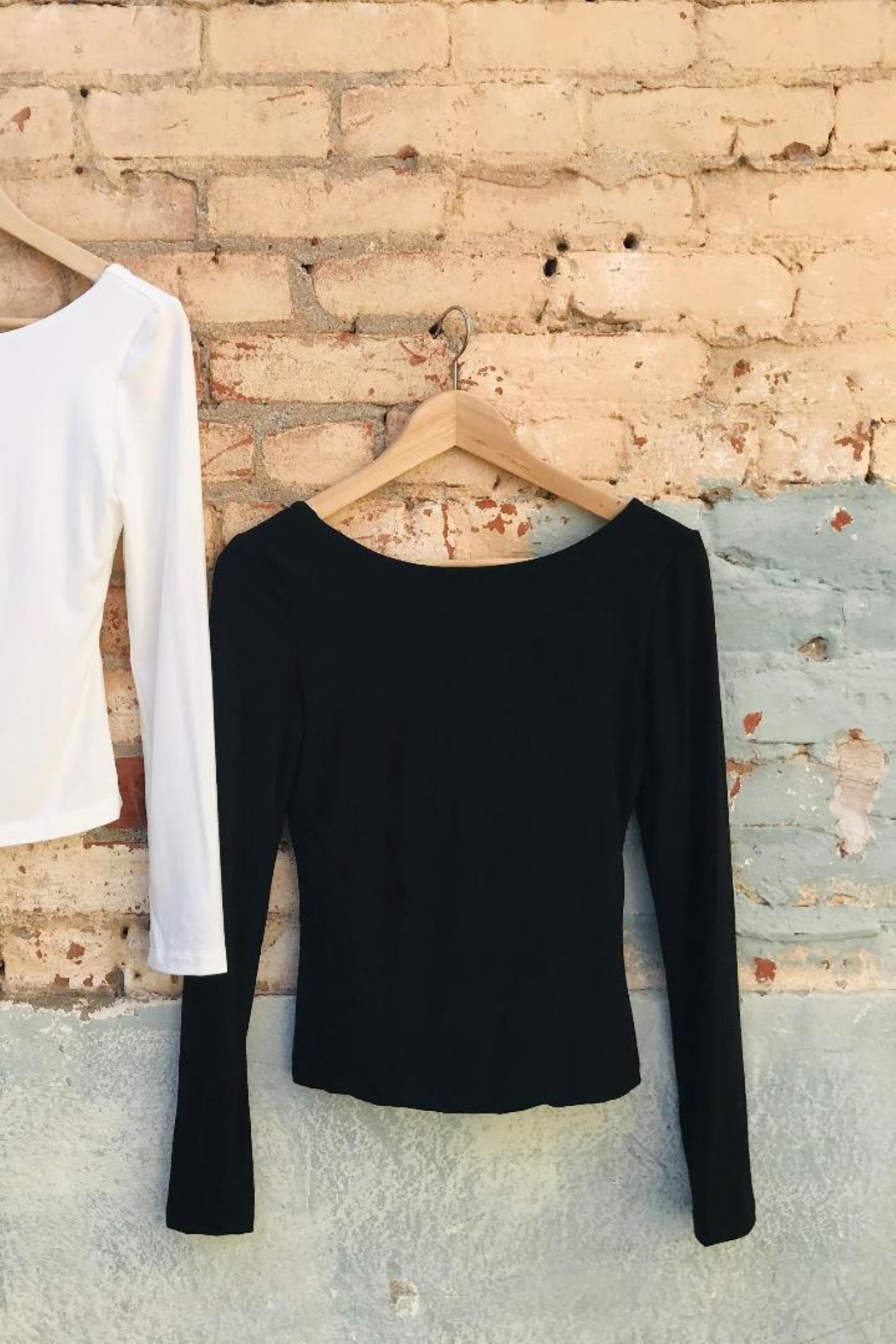ShopGoldies Double-Layer Long Sleeve - Main Image