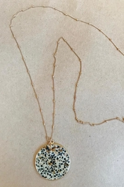 ShopGoldies Earthstone Necklace - Product Mini Image