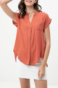 ShopGoldies Easy-Does-It Blouse - Product List Image