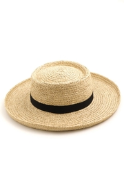 ShopGoldies Editorial Straw Hat - Product Mini Image