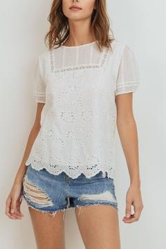 ShopGoldies Finders Keepers Blouse - Alternate List Image