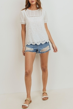ShopGoldies Finders Keepers Blouse - Product List Image