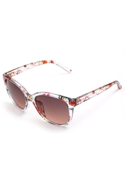 ShopGoldies Floral Resin Sunglasses - Product Mini Image
