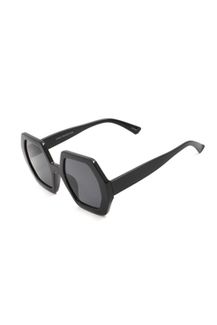 Shoptiques Product: Hexagon Sunglasses