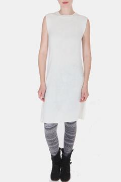 ShopGoldies Knit Sweater Dress - Product List Image