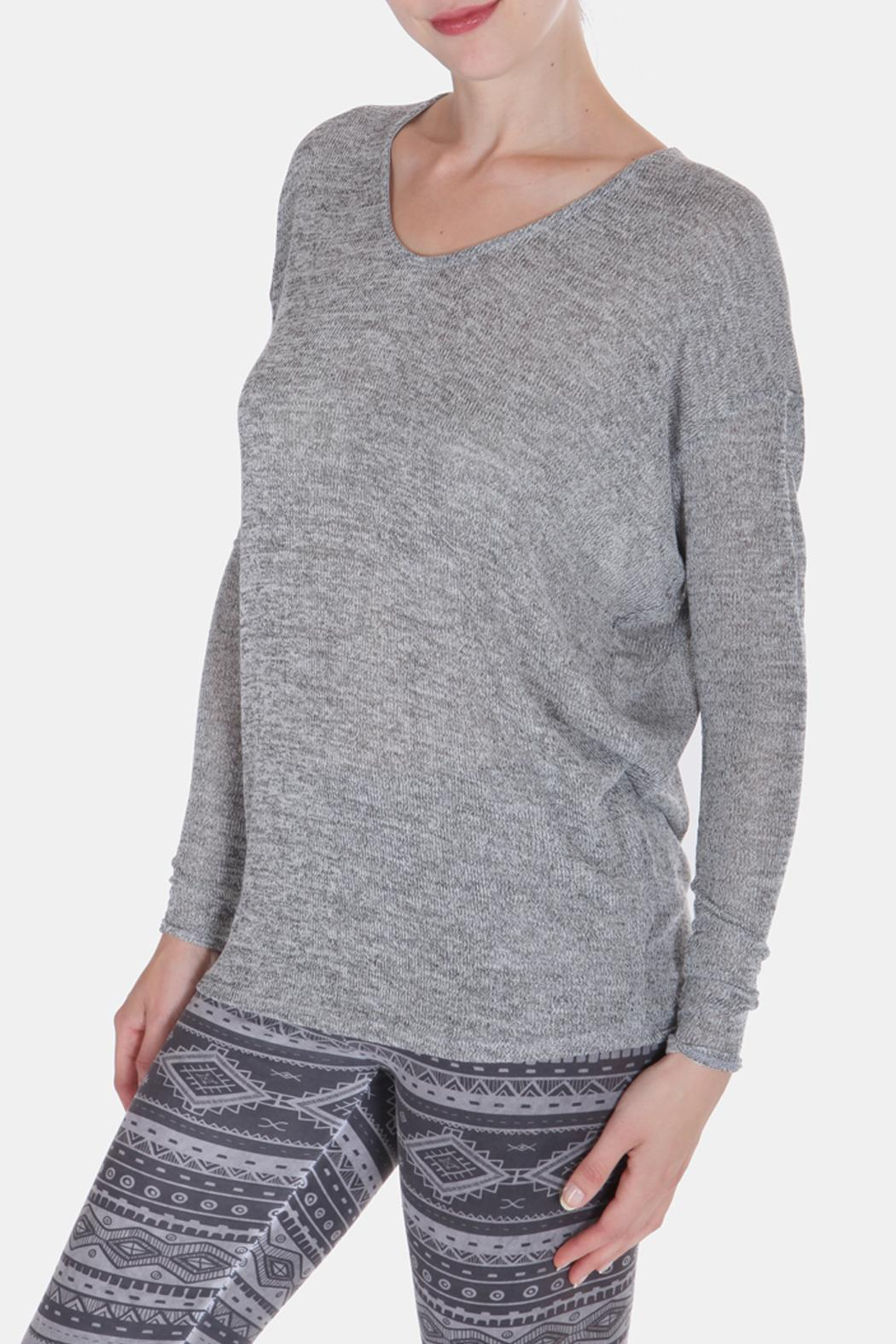 ShopGoldies Lazy Sunday Pullover - Front Full Image
