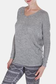 ShopGoldies Lazy Sunday Pullover - Front full body