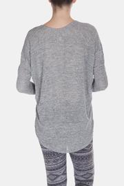ShopGoldies Lazy Sunday Pullover - Back cropped