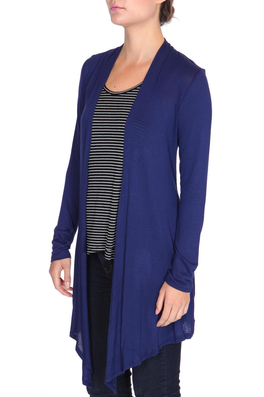ShopGoldies Lightweight Spring Cardigan - Side Cropped Image