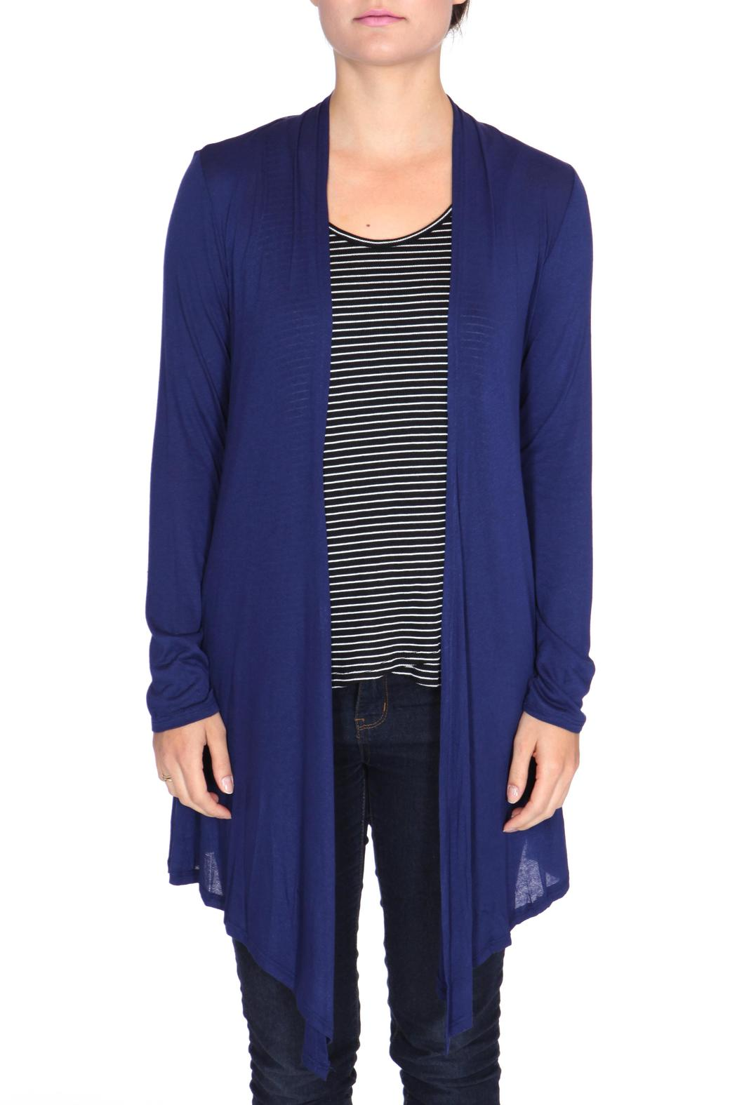 ShopGoldies Lightweight Spring Cardigan - Front Full Image