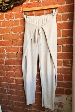 ShopGoldies Lounger Wrap Pant - Product List Image