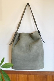 ShopGoldies Oversized Suede Tote - Product Mini Image