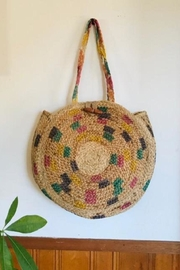 ShopGoldies Oversized Woven Tote - Product Mini Image