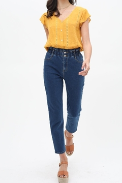 ShopGoldies Paper Bag Jeans - Product List Image