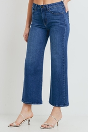 ShopGoldies Perfect Crop Jean - Front full body