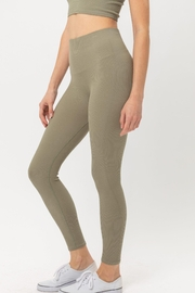 ShopGoldies Ribbed Legging - Front cropped