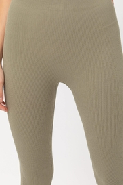 ShopGoldies Ribbed Legging - Side cropped