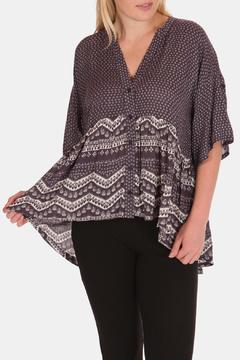 Shoptiques Product: Ruffle Boho Top