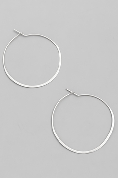 ShopGoldies Simply Perfect Hoop - Alternate List Image