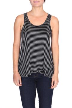 ShopGoldies Striped Crossover Tank - Product List Image