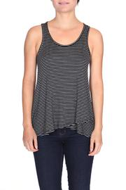 ShopGoldies Striped Crossover Tank - Product Mini Image